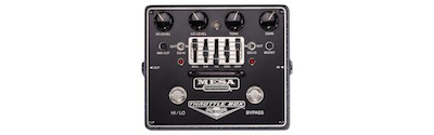 Mesa Boogie THROTTLE-BOX EQ Pedal