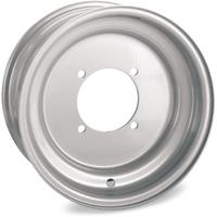 AMS Silver Steel Wheels