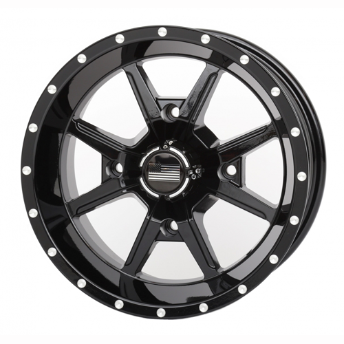 Frontline 556 Gloss Black Wheel