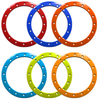 14 STI HD9 Beadlock Rings