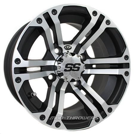 ITP SS212 Alloy Wheel