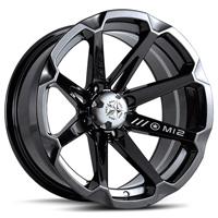 MotoSport M12 Diesel Wheel