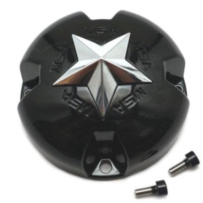MSA Star Center Cap