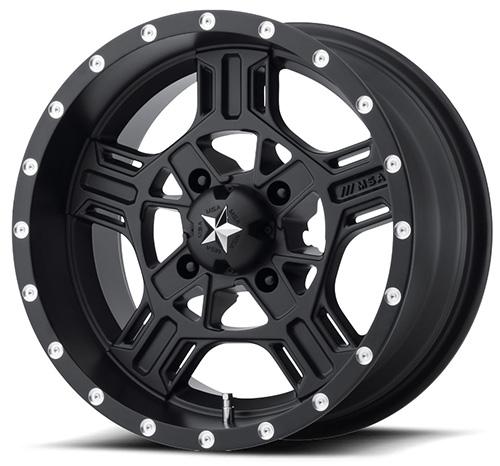 MotoSport M32 Axe Wheel