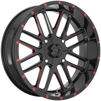 MSA M35 Bandit Red Wheel
