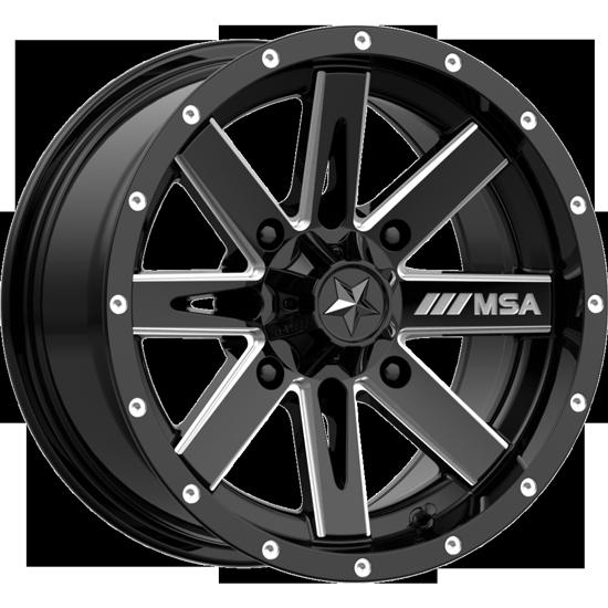 MSA M41 Boxer Wheel