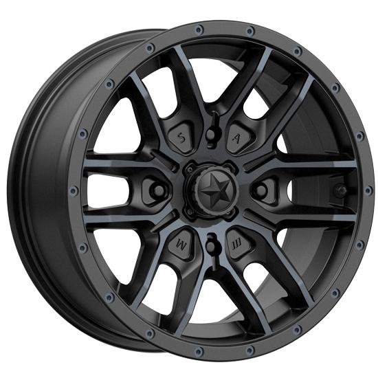 MSA M43 Fang Wheels
