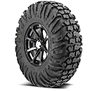 EFX MotoVator Tire Wheel Package