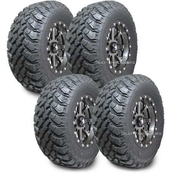 EFX MotoHammer Tire Wheel Package