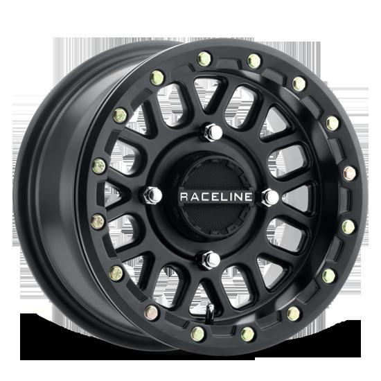 Raceline A93B Podium Black Beadlock Wheel