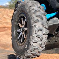 STI Roctane XR 18 Inch Tire Wheel Package