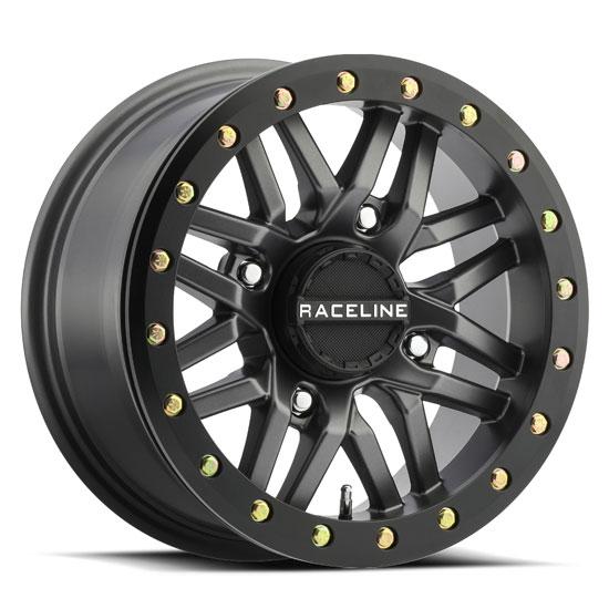 Raceline A91B Ryno Gunmetal Beadlock Wheel