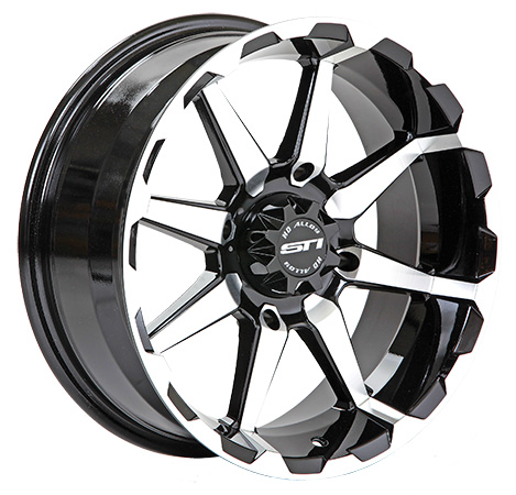 Sti Hd6 Machine Wheel