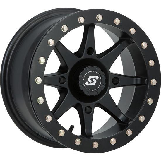Sedona Storm Black Beadlock Wheel