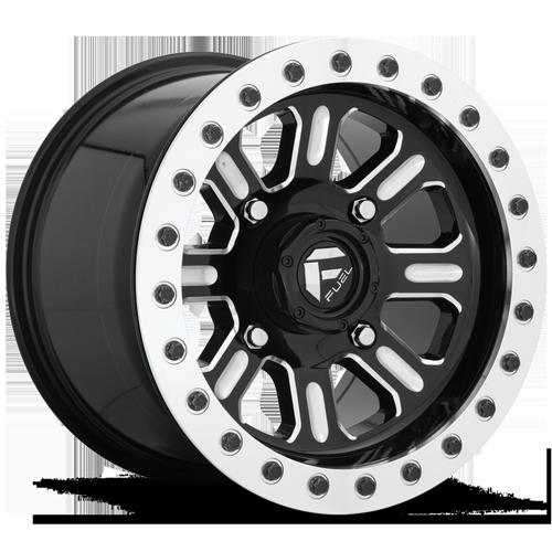 Fuel D910 Hardline Beadlock Wheels