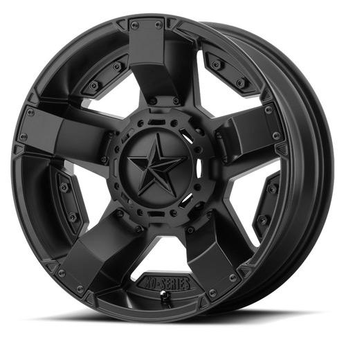 KMC XS775 Rockstar Wheels