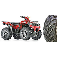 """27"""" Mud-Lite XTR tires with 14"""" SS 312 wheels"""