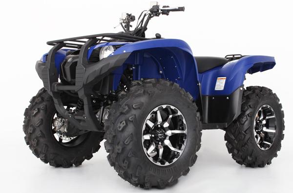 STI Black Diamond ATV Tires Wheels