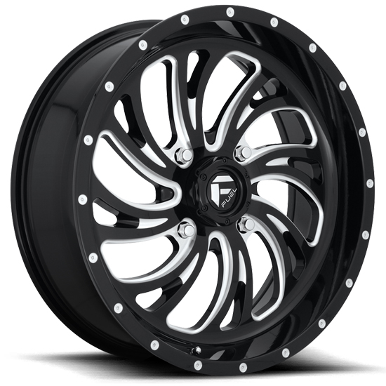Fuel D641 Kompressor Wheel