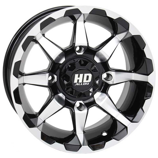 STI HD6 Wheels