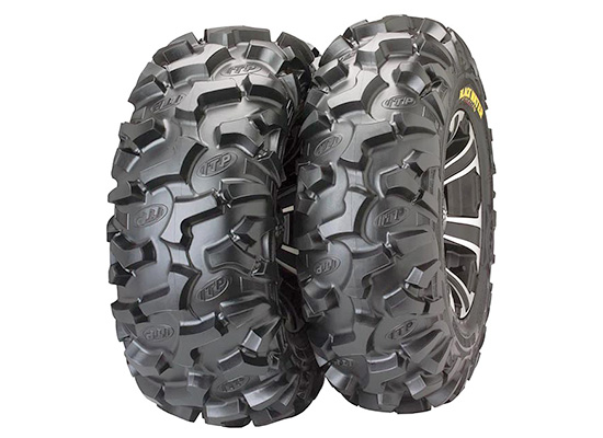 ITP Blackwater ATV Tires