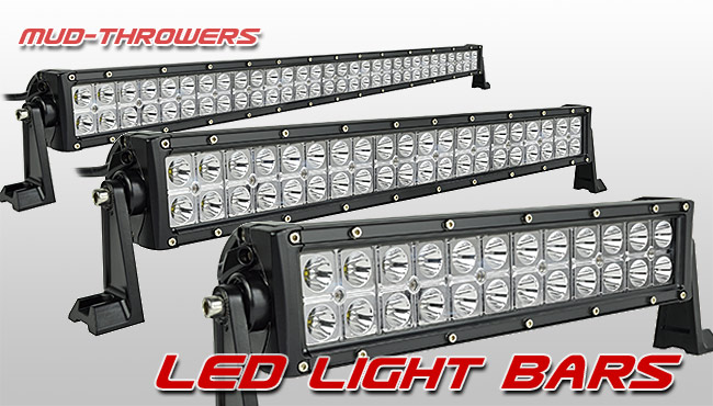 Led light bars most importantly they provide super bright light with a 50000 hour led life optional wiring harness are available to make installation a snap aloadofball Choice Image