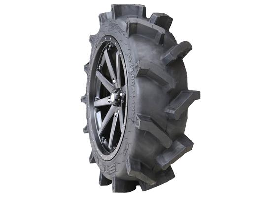 STI R4 Mud Tire Wheel Package 20 Inch