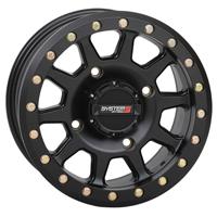 System 3 SB-3 Beadlock Black Wheels