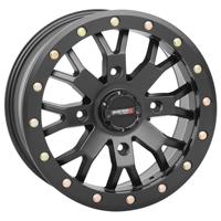 System 3 SB-4 Beadlock Black Wheels