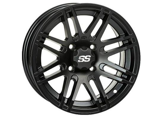 ITP SS316 Black Ops ATV Wheels SS 316 Free Shipping