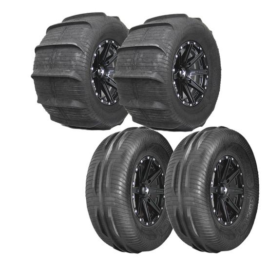 STI Sand Drifter 32 Sand Paddle Tire 15 Wheel Package
