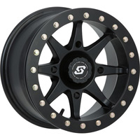 Sedona Storm Black Beadlock Wheel