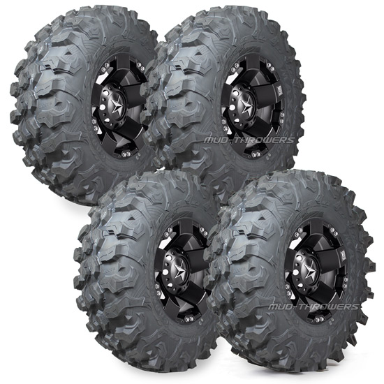 Maxxis Carnivore Wheel Package 15