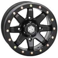STI HD9 Beadlock Black Wheels