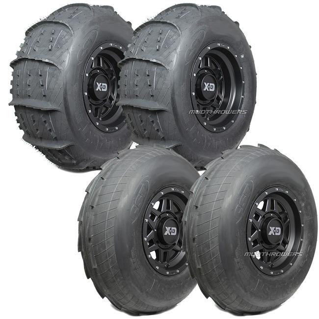 30 CST Sandblast Sand Blast Paddle Tires