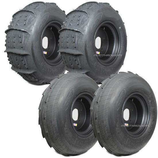 CST Sandblast 32 Sand Paddle Tire Wheel Package