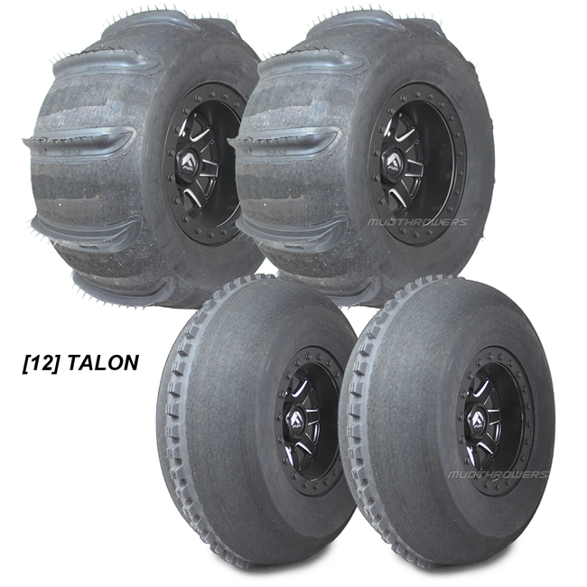 Skat Trak Sand Paddle Talon Demon 30 32 14