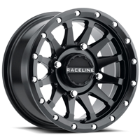 Raceline A95B Trophy Black UTV Wheel