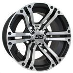 ITP SS212 Alloy Wheel