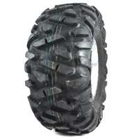Maxxis Bighorn Radial ATV Mud Tire Shown is a 26-12R-12