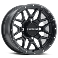 Raceline A94B Krank Black Wheel