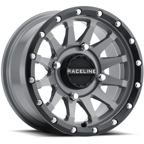 Raceline A95SG Stealth Gray UTV Wheel