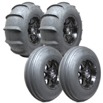 28 STI Sand Drifter Paddle Tires Wheels