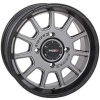 System 3 ST-3 Matte Black Wheels