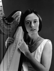 Arkansas Wedding Harpist