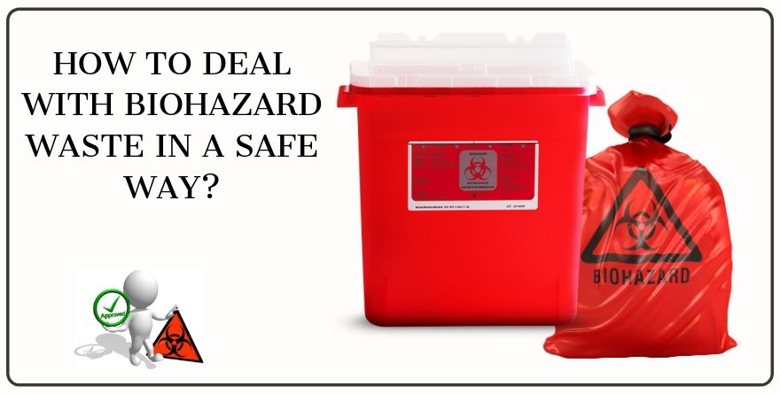 Biohazard Waste removal