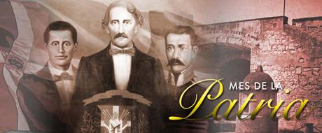 Resultado de imagen para mes de la patria dominicana