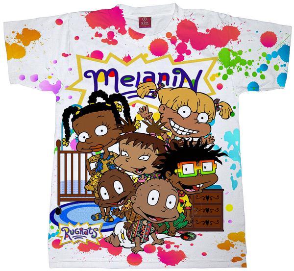 Melanin Rugrats T Shirt 01 Rugrat