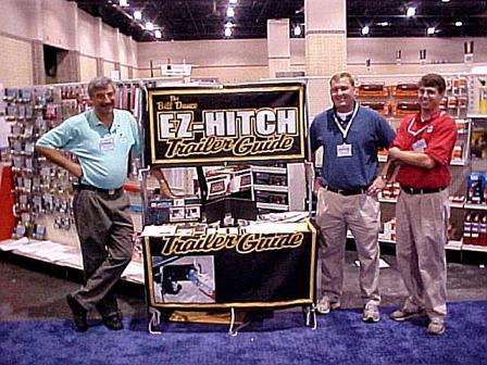 The EZ-Hitch Team