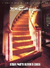WM COFFMAN STAIR PARTS Premium Stairs Parts Collection  of Wood or Iron Balusters
